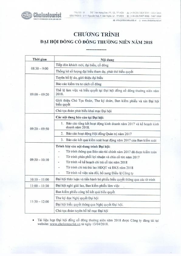 CHUONG TRINH DAI HOI CO DONG NAM 2018_001